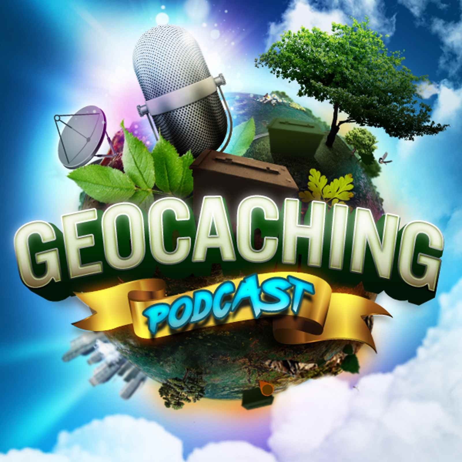The Geocaching Podcast
